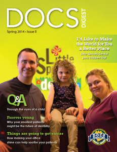 DOCS Digest Little Sprouts Cover